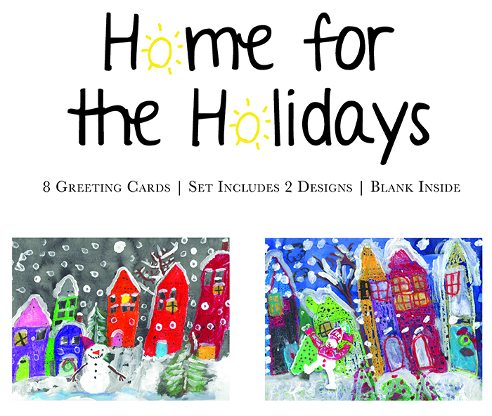 Greeting cards operation breakthrough our children are back with a new lineup of greeting cards featuring their original artwork choose from various assortments of holiday cards and m4hsunfo
