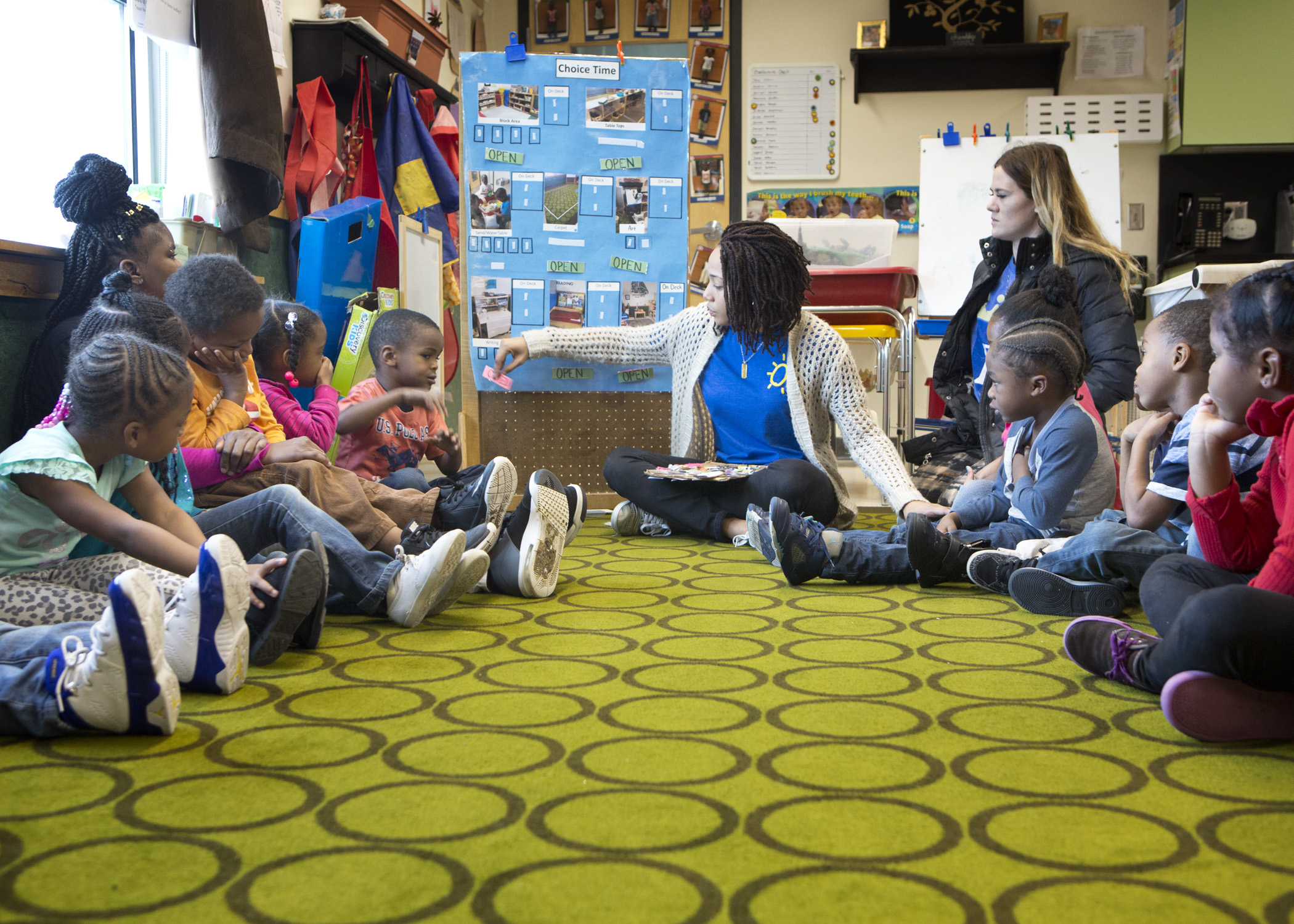 Enriching Early Childhood Experiences >> Educational Programs Operation Breakthrough
