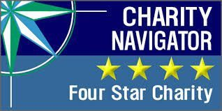 Charity Navigator Four Star Charity 318X159