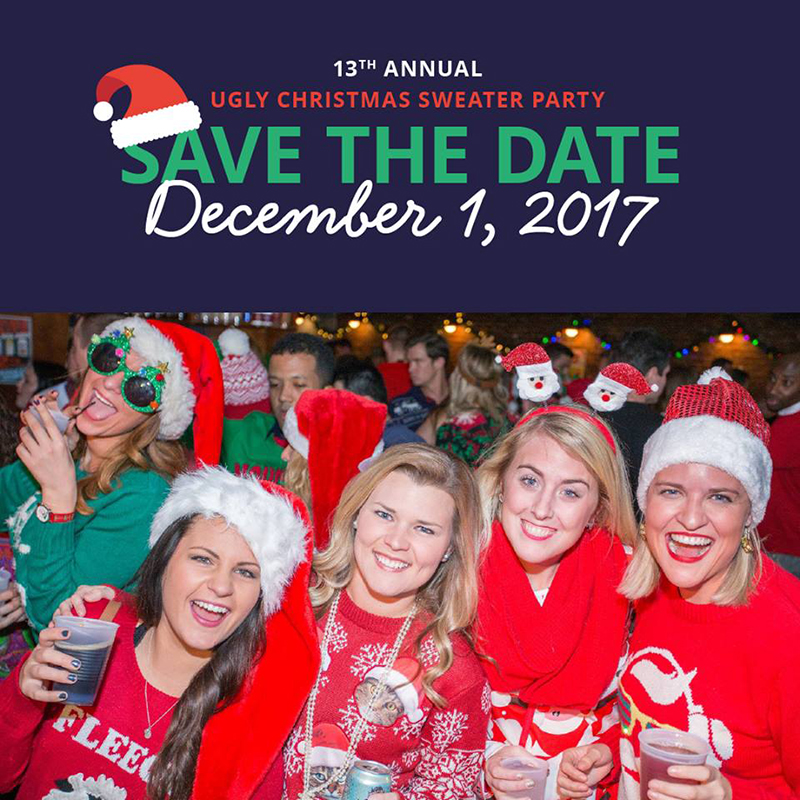 2017 Ugly Sweater Save The Date